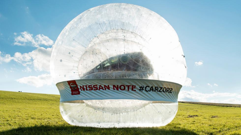 Note dentro de la burbuja