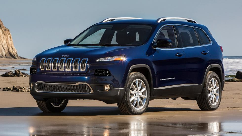 coches recomendables feos Jeep Cherokee