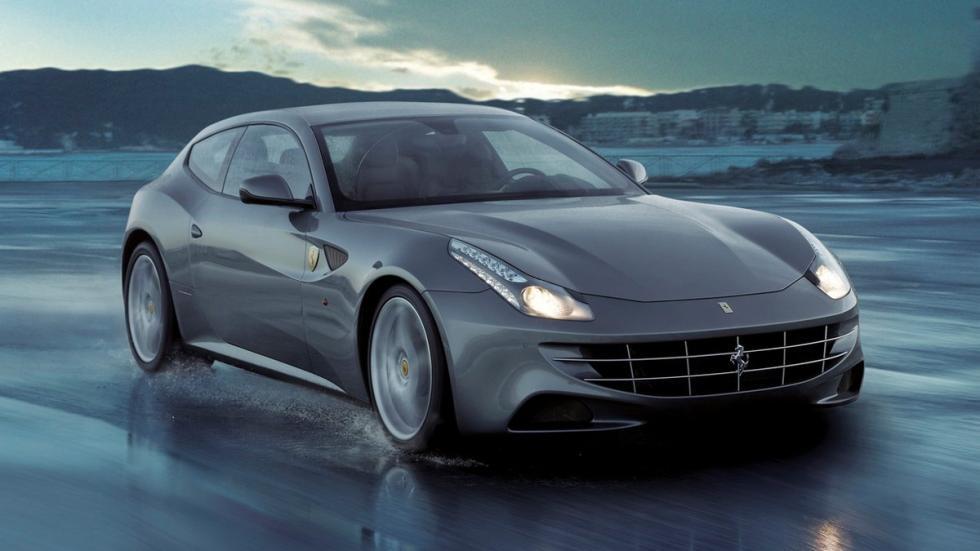 coches recomendables feos Ferrari FF