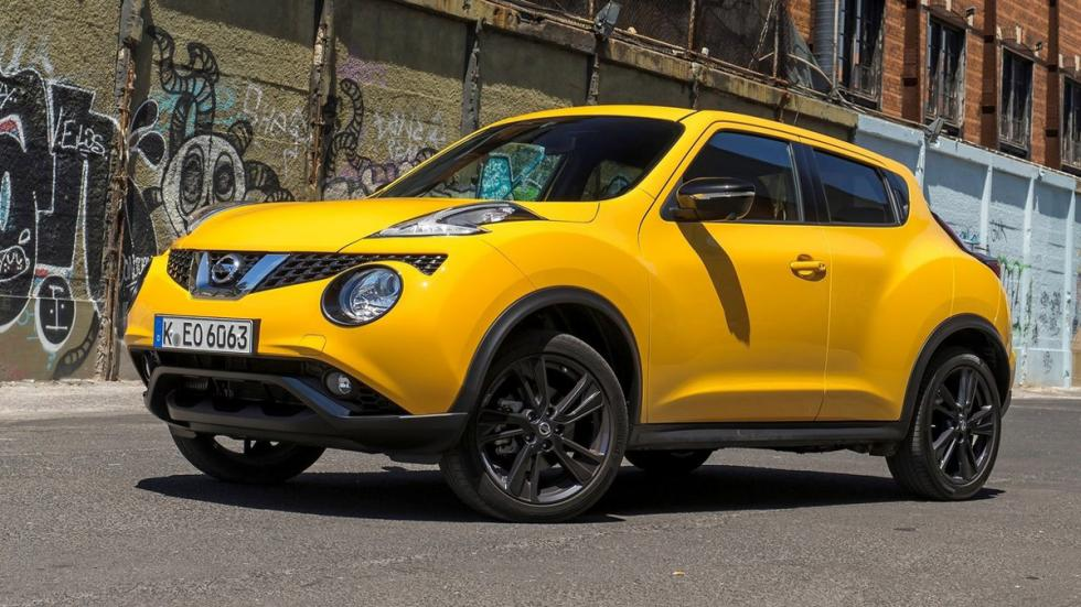 coches recomendables feos Nissan Juke