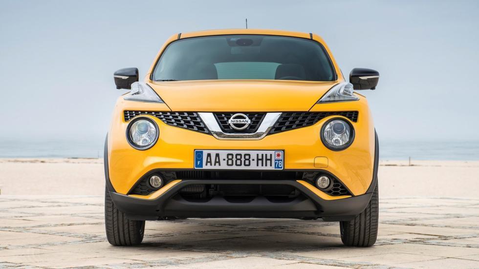 coches recomendables feos Nissan Juke delantera