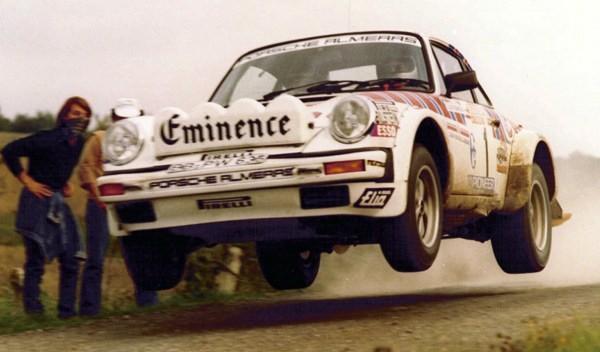 Una avería evitó que Röhrl ganara en San Remo en 1981