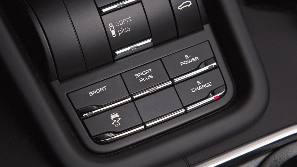 Porsche Cayenne Plug-in Hybrid detalle
