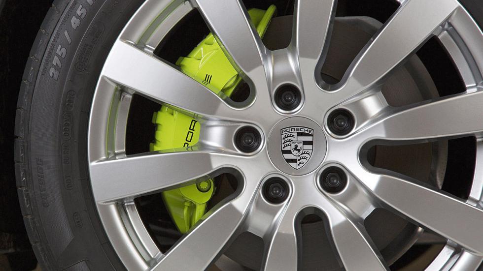 Porsche Cayenne Plug-in Hybrid llanta