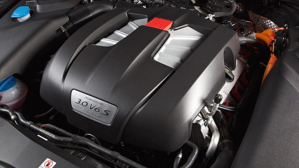 Porsche Cayenne Plug-in Hybrid motor