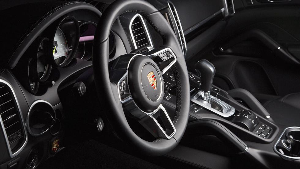 Porsche Cayenne Plug-in Hybrid volante