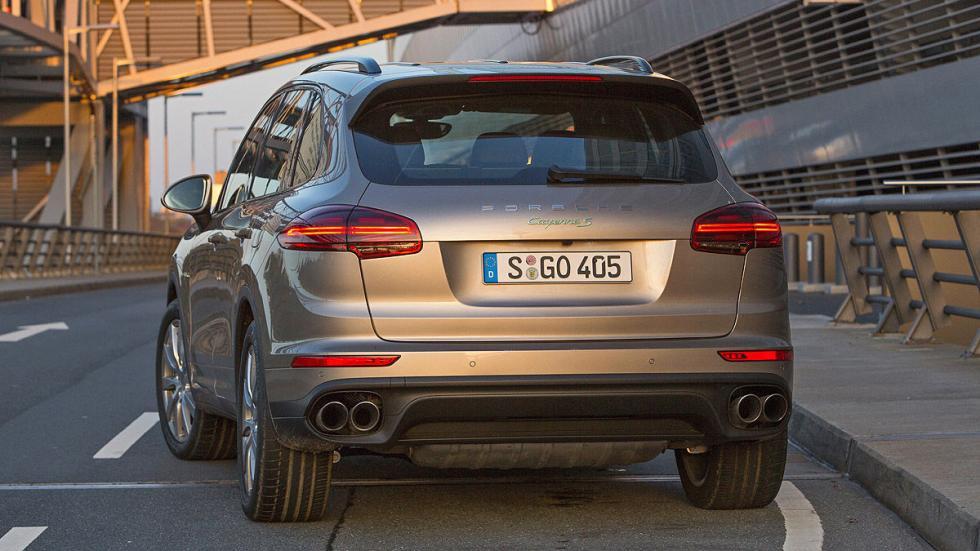 Porsche Cayenne Plug-in Hybrid final