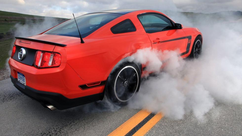 Cinco mejores muscle cars Ford Mustang Boss 302