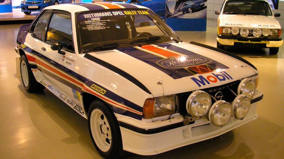 Opel Ascona 400 Walter Röhrl