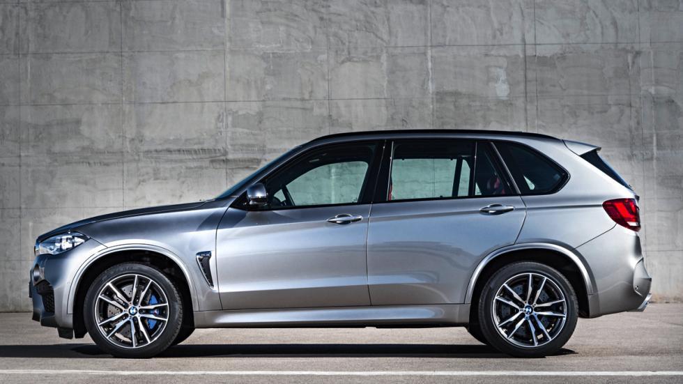 BMW X5 M perfil