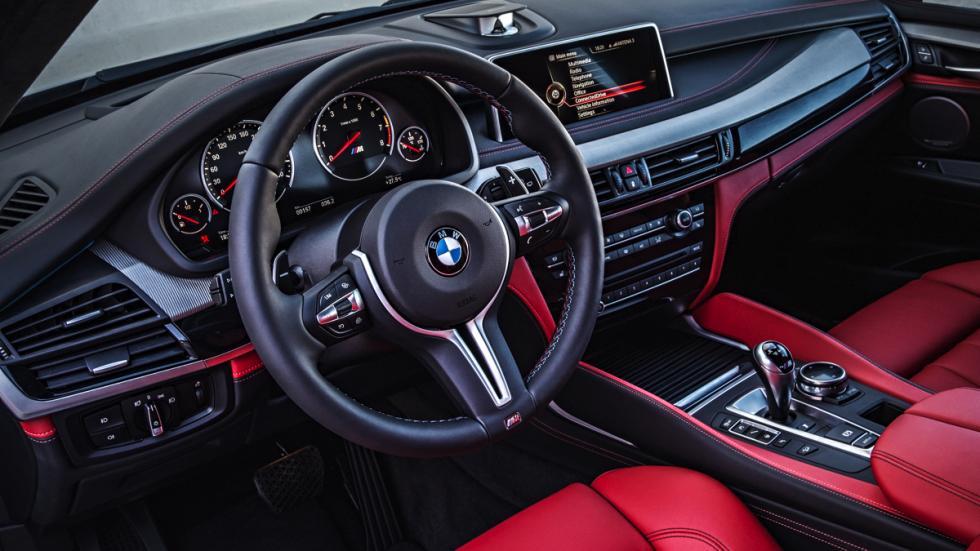 BMW X5 M volante