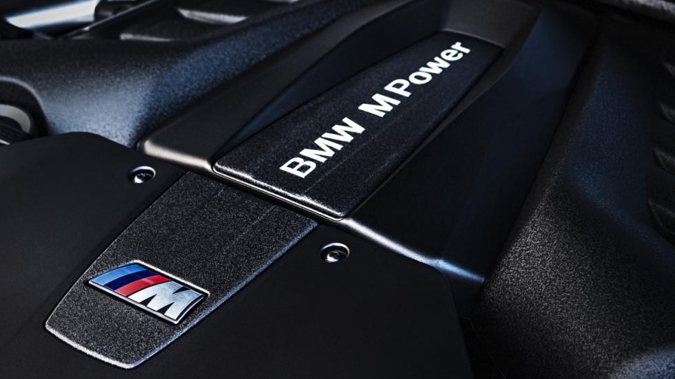 BMW X5 M motor