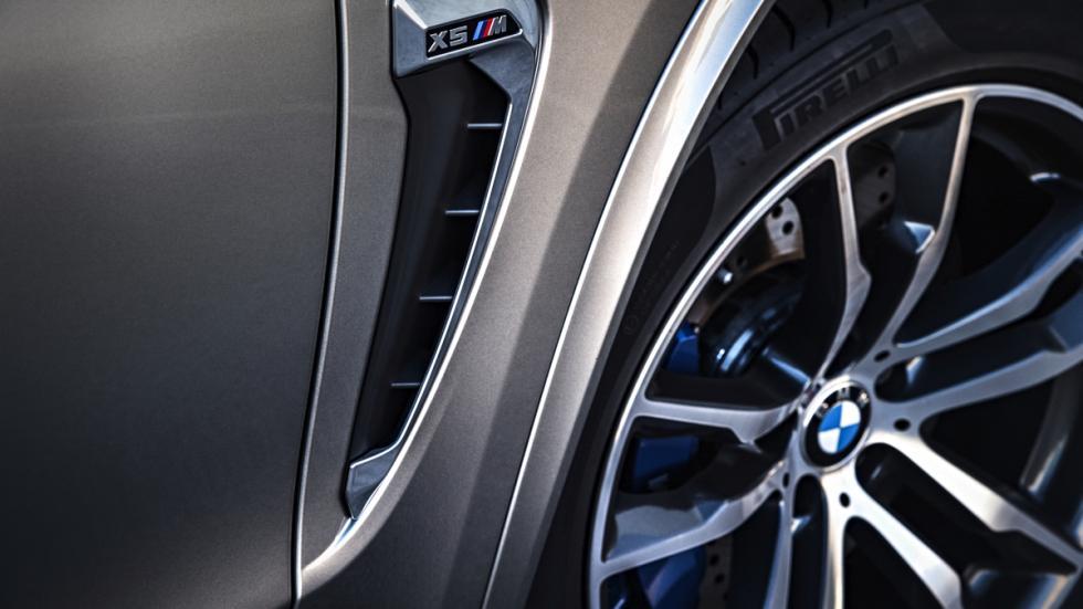 BMW X5 M rueda