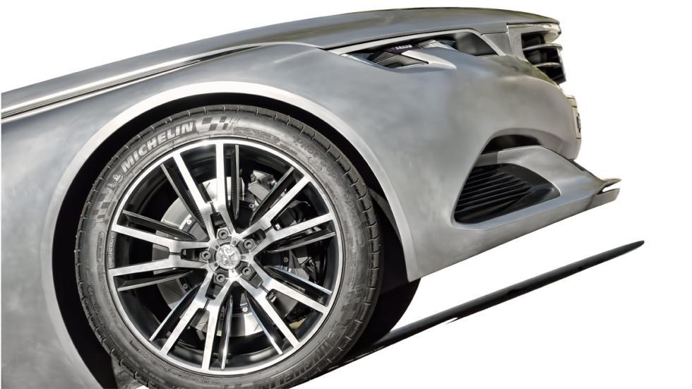Llantas del Peugeot Exalt