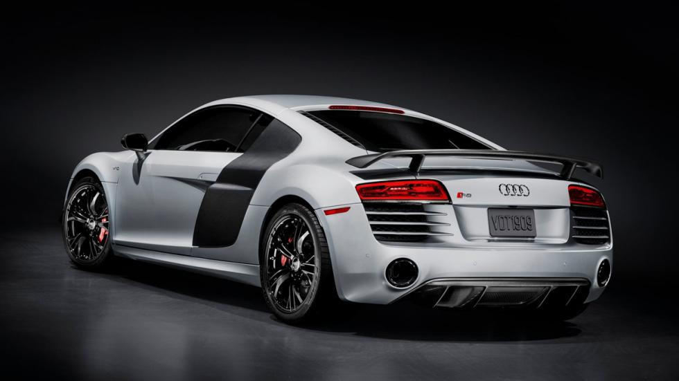 Audi R8 Competition lateral
