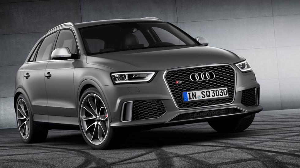 cinco coches alemanes no fabrican Alemania Audi Q3