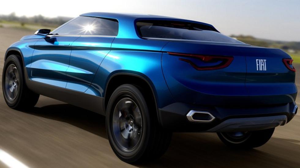 Fiat FCC4 Concept lateral