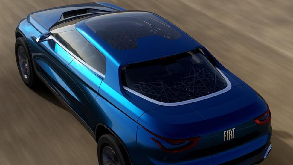 Fiat FCC4 Concept techo