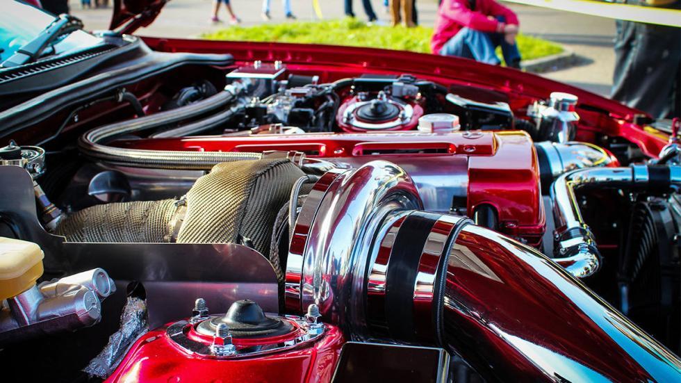 Toyota Supra extremo de 1.000 CV 8