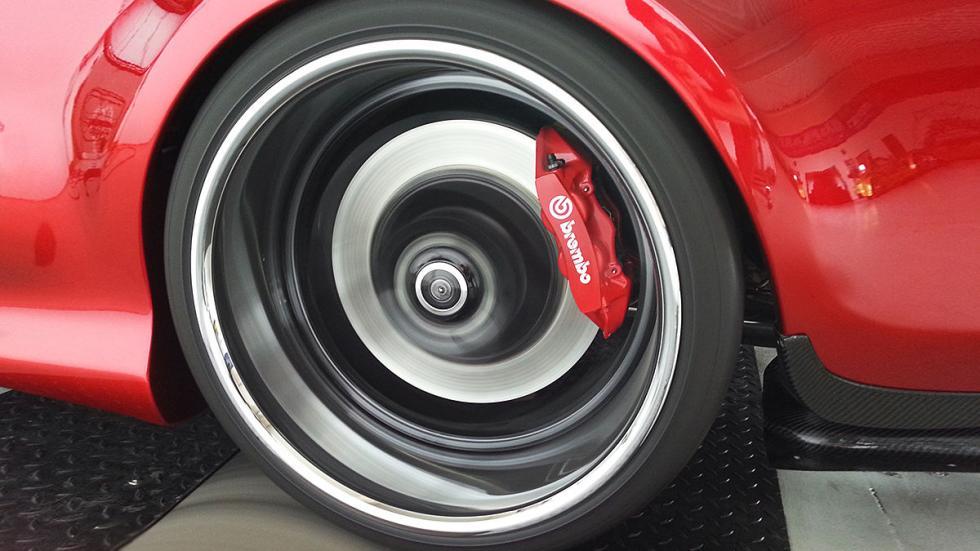 Toyota Supra extremo de 1.000 CV 10