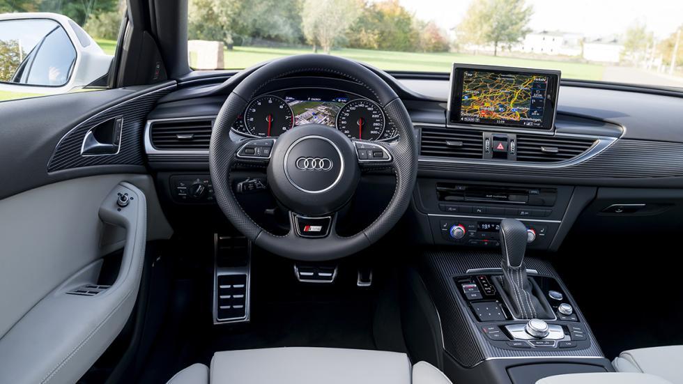 Audi A6 2015 berlina interior