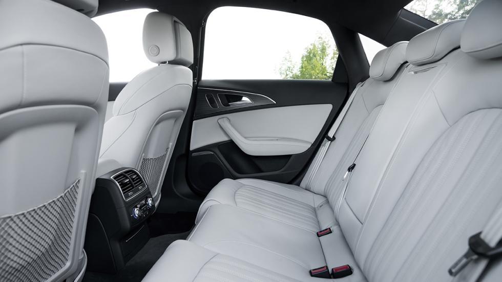 Audi A6 2015 berlina plazas traseras