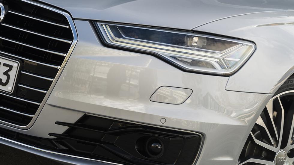 Audi A6 Avant 2015 faros