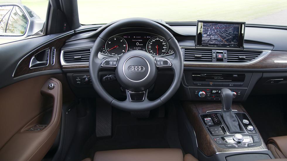 Audi A6 Avant 2015 interior