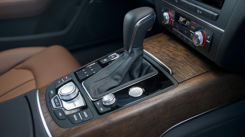 Audi A6 Avant 2015 cambio