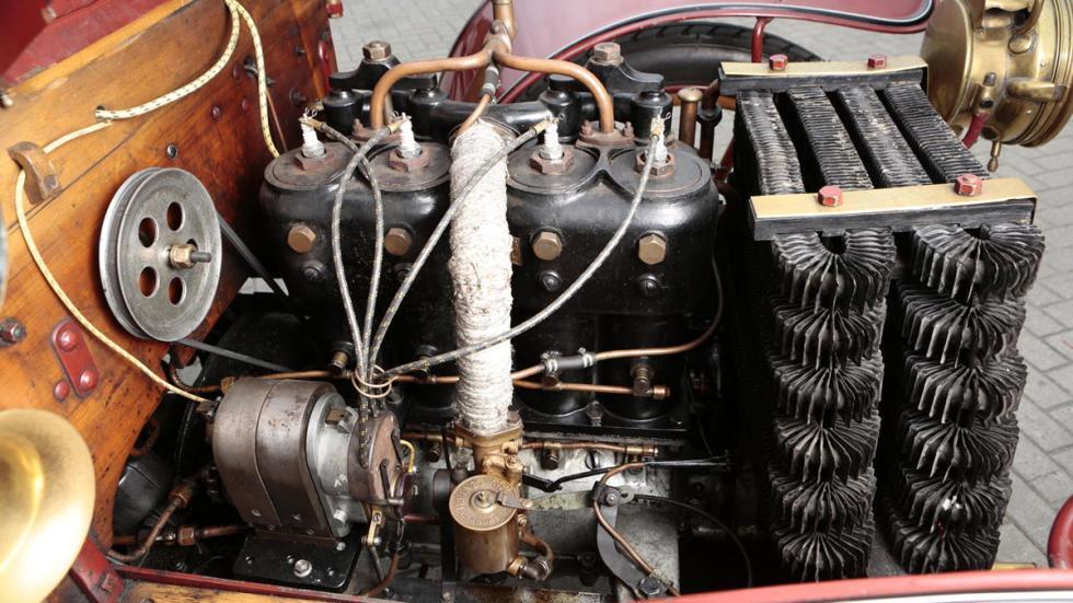 Panhard Et Levassor Model KB motor