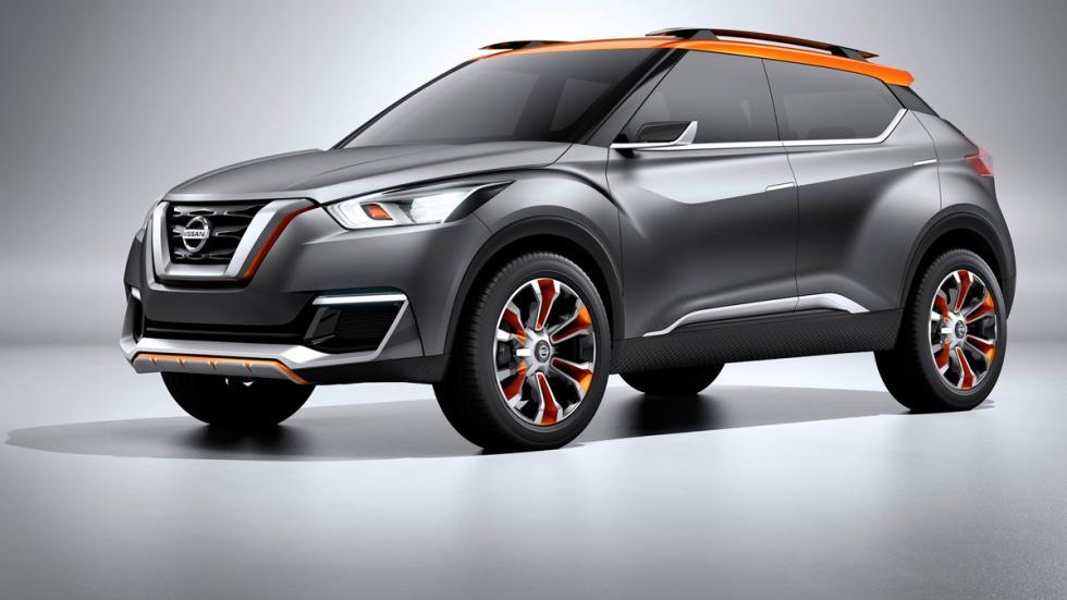 Nissan Kicks Concept - 2