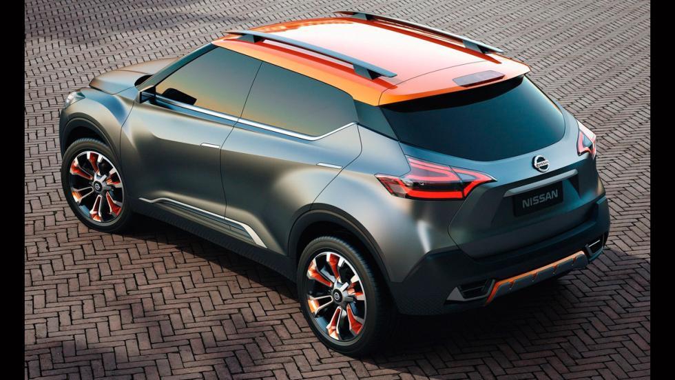 Nissan Kicks Concept - 6