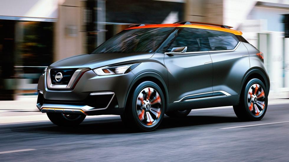 Nissan Kicks Concept - 7