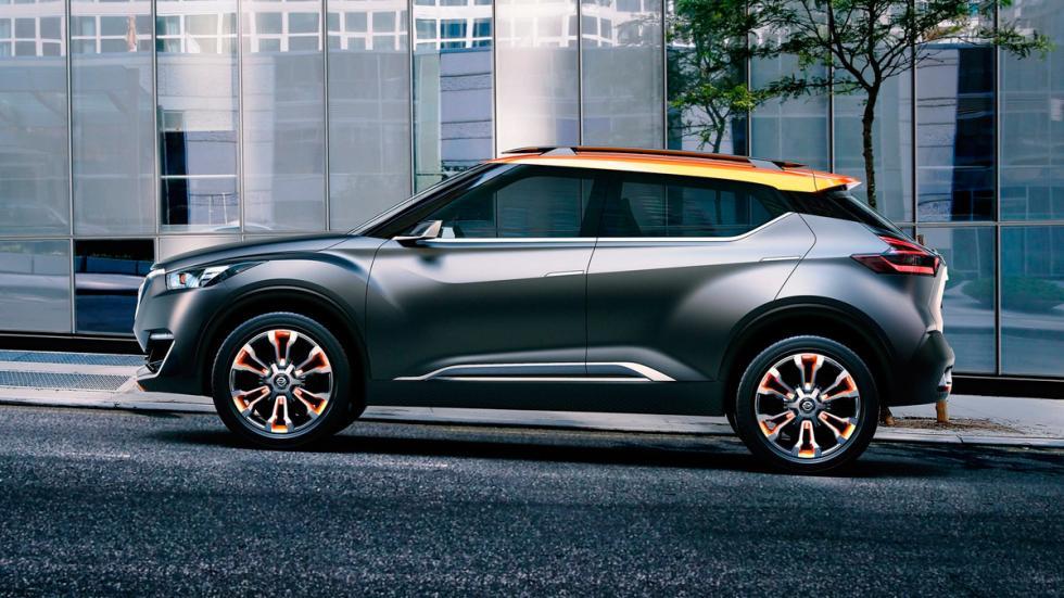 Nissan Kicks Concept - 8