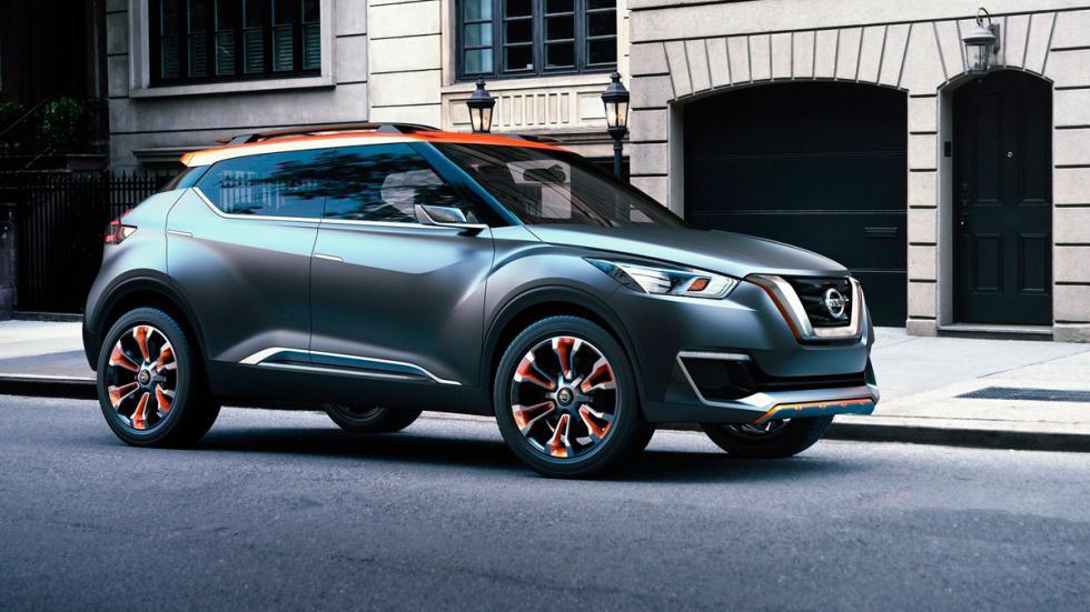 Nissan Kicks Concept - 9