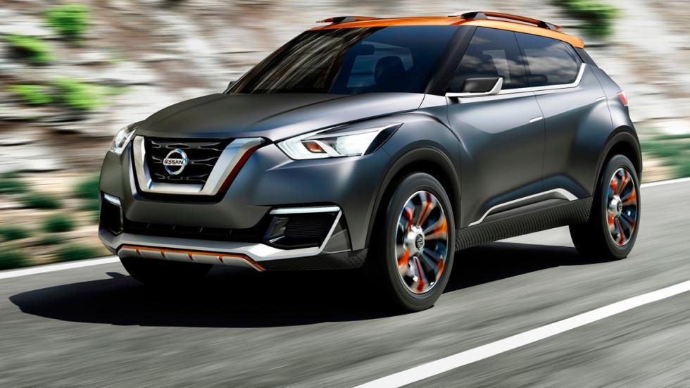 Nissan Kicks Concept - 11