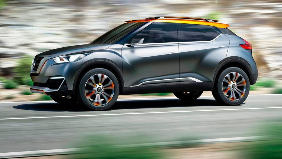 Nissan Kicks Concept - 12