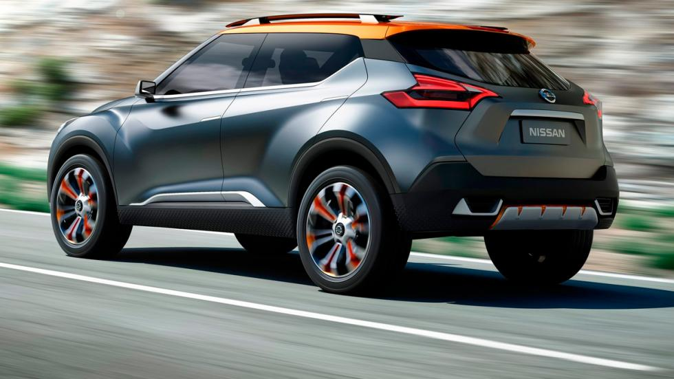 Nissan Kicks Concept - 13