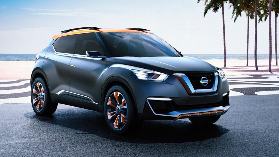 Nissan Kicks Concept - 15