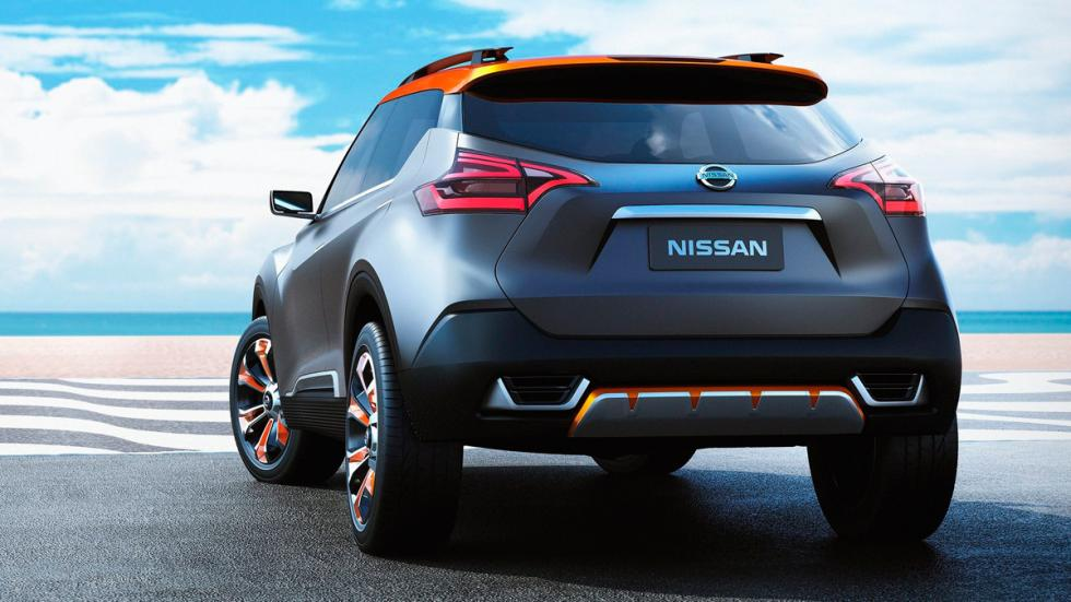 Nissan Kicks Concept - 16