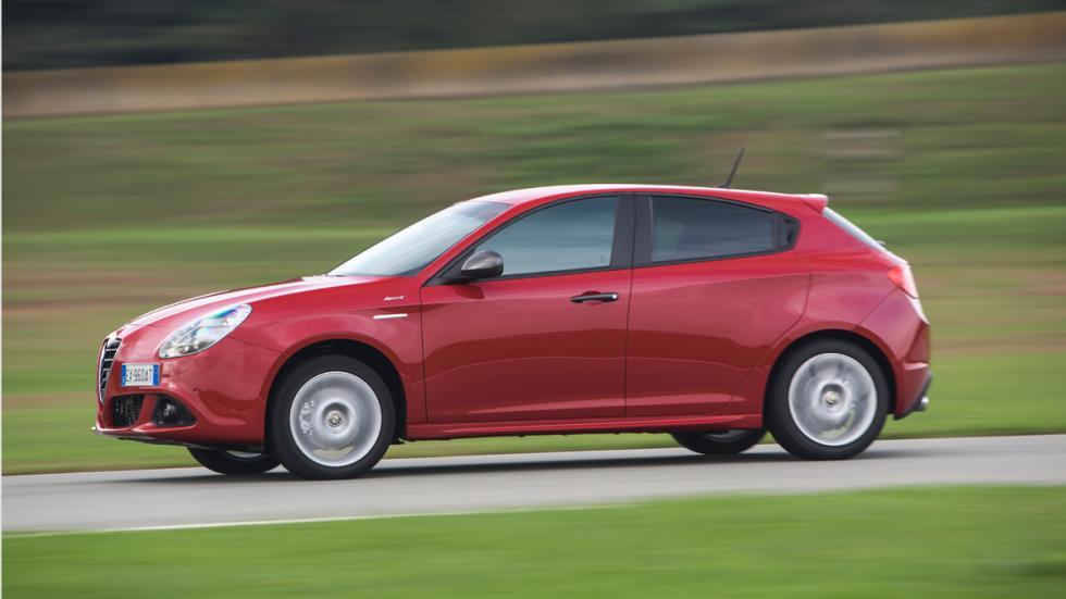 Alfa Romeo Giulietta Sprint lateral