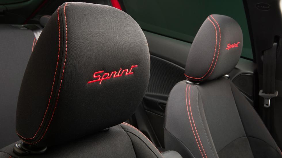 Alfa Romeo Giulietta Sprint reposacabezas