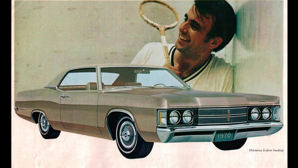 Mercury Monterey de 1970