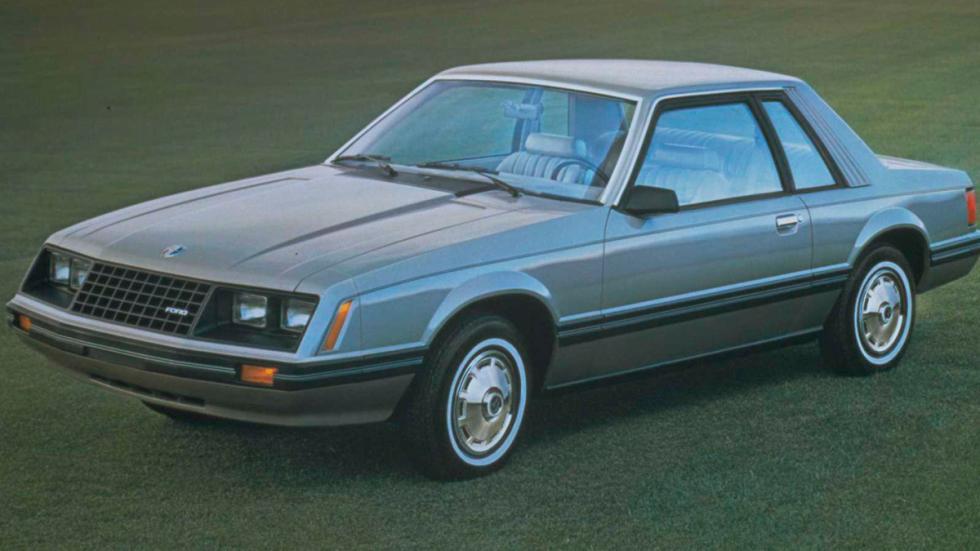 Ford Mustang de 1982