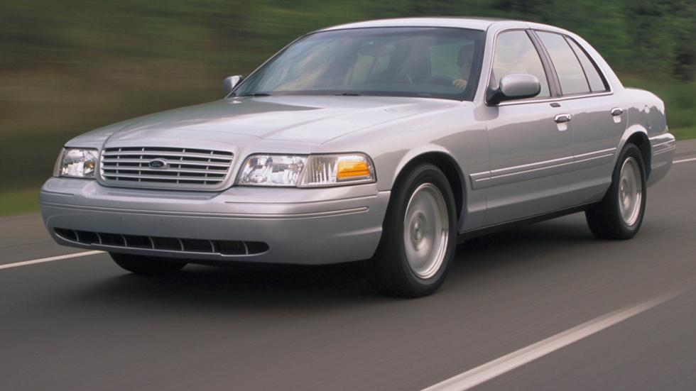 Ford Crown Victoria de 2000
