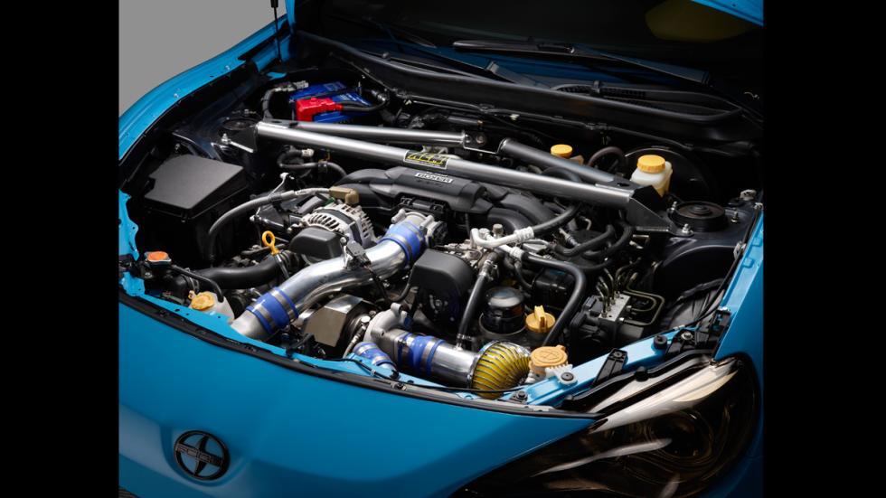 Scion FR-S Cartel Customs motor