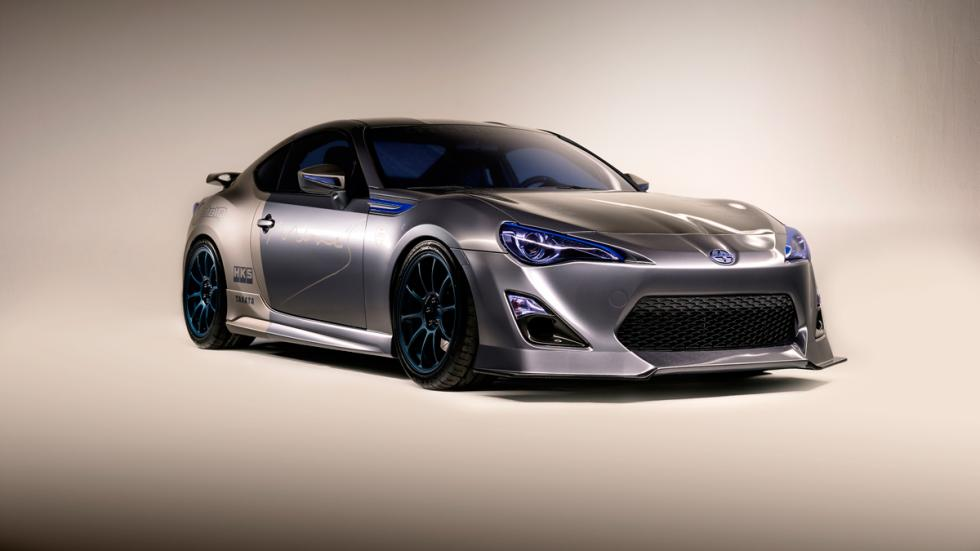 Scion FR-S GT Channel