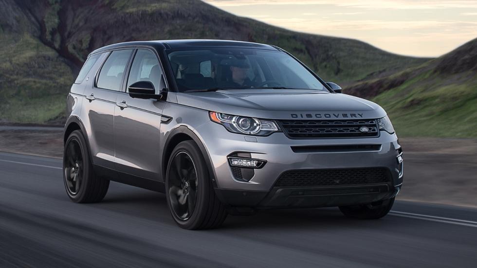 Land Rover Discovery Sport delantera