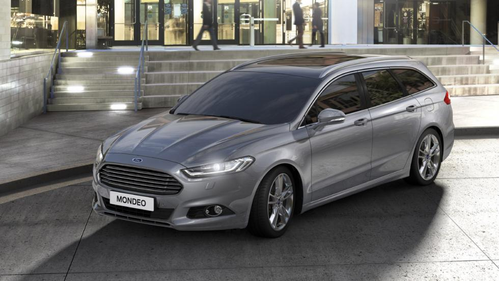 Ford Mondeo 2015 familiar