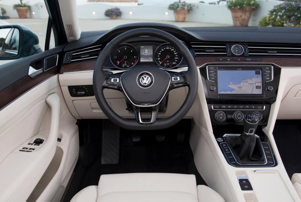nuevo volkswagen passat variant 2014 salpicadero